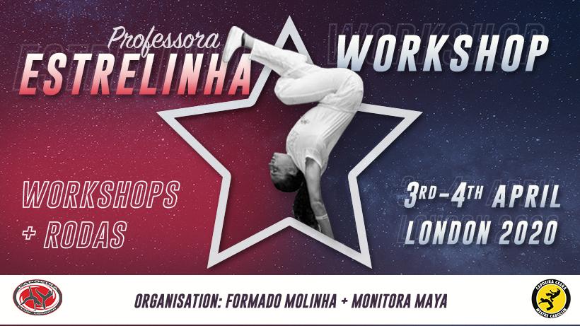 Professora Estrelinha Workshop