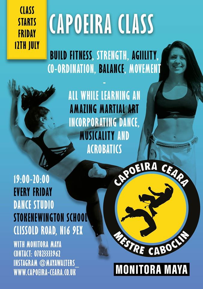 New class opening in Stoke Newington